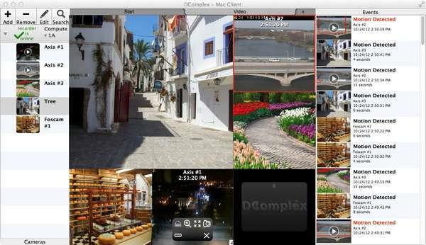 DComplex | DIY Video Surveillance